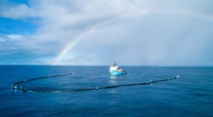 Saubere Meere mit Halibut